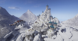 Avatar The Last Airbender Minecraft Map & Project