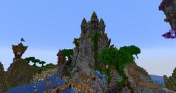 Empire of Auruma. Minecraft Map & Project