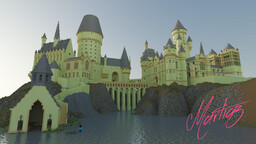 Hogwarts Castle 2.0 Minecraft Map & Project