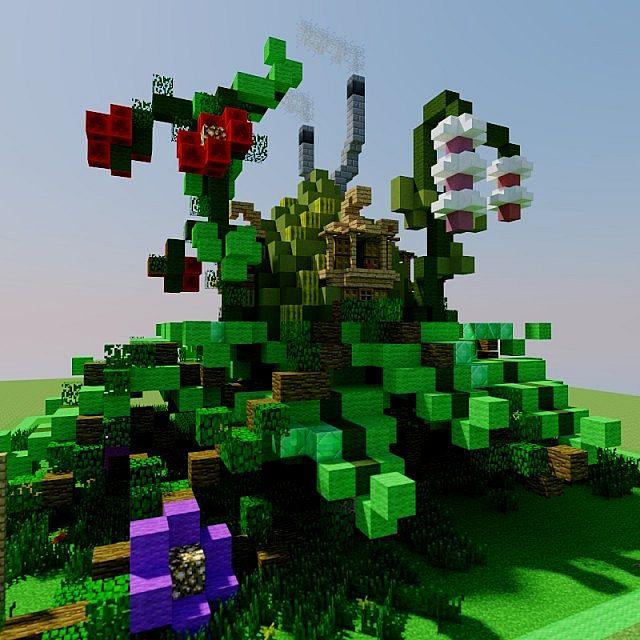 Bond Nature Fantasy Build Bundle Minecraft Project