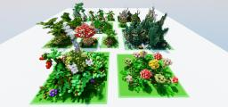 Dr_Bond's [Nature/Fantasy] Build Bundle Minecraft Map & Project