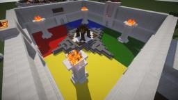 Small Minigame Spawn Minecraft Project