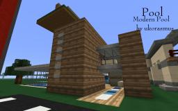 Minecraft Modern Pool - by ukorasmus Minecraft Map & Project