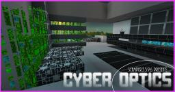 Cyber Optics v.1.29 Minecraft Texture Pack