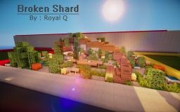 -Broken Shard-  Sharp Essence Architecture / Ultra Modern Minecraft Map & Project