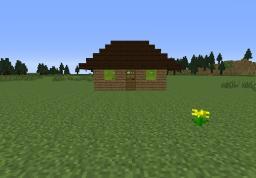 Super Mountain Survival 1.7 Minecraft Project