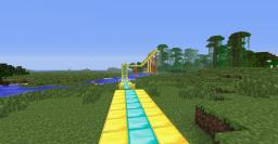 Races Minecraft Map & Project