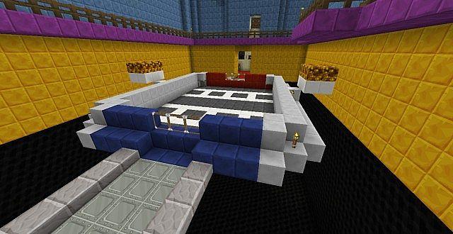 Yu-Gi-Oh! - Duelist Kingdom Tournament Island Minecraft ...