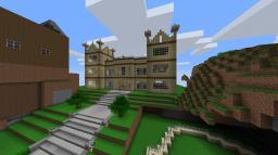 Batcave & Wayne Manor Minecraft Map & Project