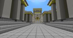 Temple Mount, Jerusalem (65 AD) WIP Minecraft Map & Project