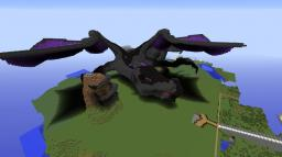 Greatest Enderdragon 3D Art EVER! Minecraft
