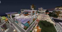 Modern Minecraft City (Version 3.1) (11/23/13) Minecraft