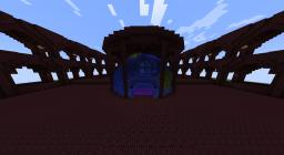 Minecraft Nether Hub (1.7 Ready) Minecraft Map & Project