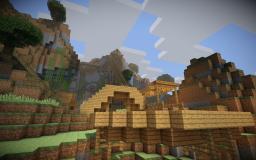 Vanilla Hills - Roller Coaster! Minecraft Project