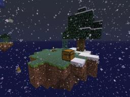 2 Player PVP Sky Blocks 1.7.2 Minecraft Project