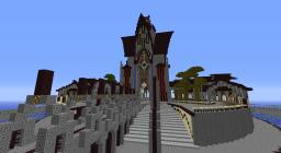Tower Spawn By Ghostmod Minecraft Project