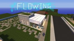 -FLOWING- -TCS Modern Build- Minecraft Map & Project