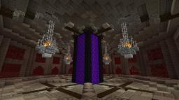 Nether Hub [Vanilla Survival] Minecraft Project