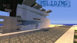 -SLIDING- -TCS Modern Build- Minecraft Map & Project