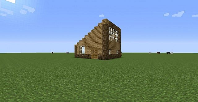 Small House Fancy Minecraft Project