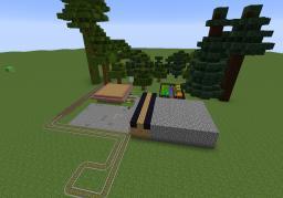 1.7.2 Meepler's Flatland Survival Challenge *First Upload* Minecraft Map & Project