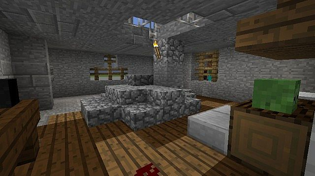 Minecraft Black Ops 2 Origins Map By Code Red 12 The S Room 1st Floor