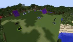 Portals #2 Minecraft Map & Project