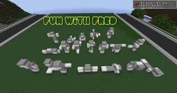 Fun with Fred Minecraft Map & Project