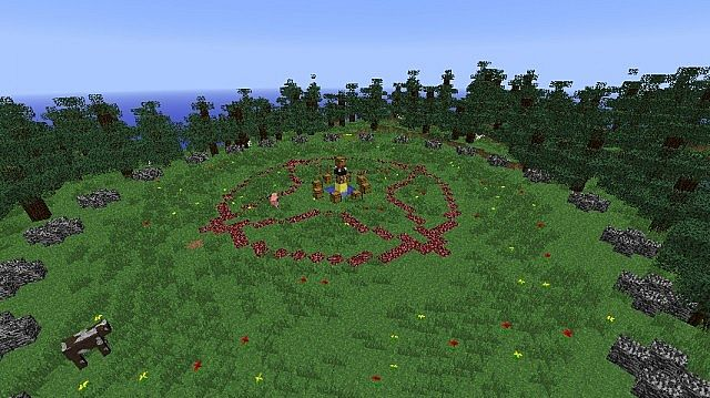 CLASSIC SURVIVAL GAMES Minecraft Server