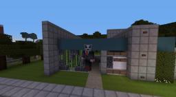 -Backfire- A minimal home [ABG] Minecraft Map & Project