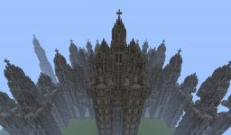 Stone Cathedral Minecraft Map & Project
