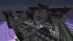 Skarne Capital of Brey - Castle Akranes Minecraft