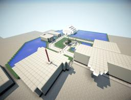 Minecraft Military Base Minecraft Map & Project