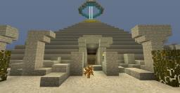 Pyramid Rush (PvP map) Minecraft Map & Project