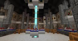Doctor Who 50th Anniversary Tardis Minecraft Map & Project