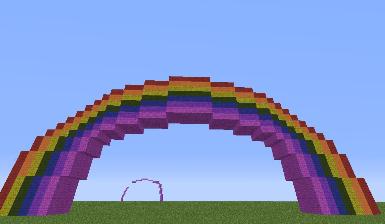how to get a rainbow sheep in minecraft