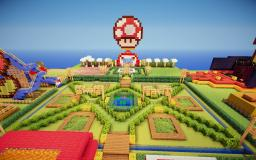NINTENDO LAND[Almost Finished] Minecraft