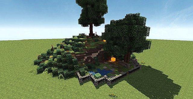 Minecraft Lets Build Servers