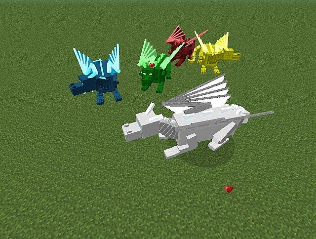 All the pretty dragons