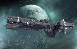 UNSC Paris-class heavy frigate Minecraft