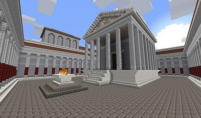 Forum of Apollo