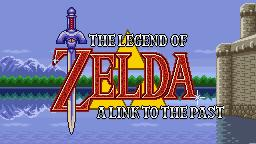 The Legend of Zelda: A Link to the Past! Resource Pack!