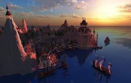 Port Devanshore - The New Beginning Minecraft Project