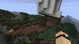 Metaworlds Mod - Fly working worlds, zeppelines, aircrafts Minecraft Mod