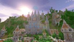 Aranthil - Elven Palace Minecraft Map & Project