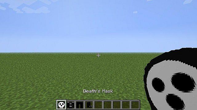 Deaths Mask