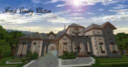 French Country Chateau [TAC] (Pop Reel) Minecraft Map & Project