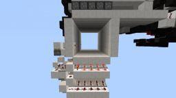5x5 piston door ( Dowload ) Minecraft Map & Project