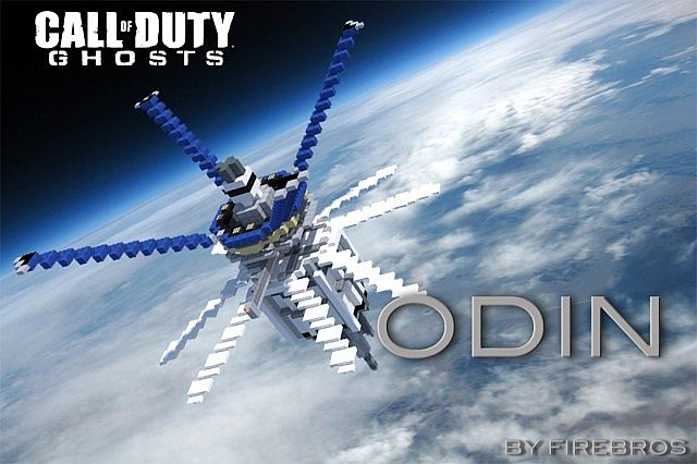 Odin space station call of duty ghosts minecraft project odin space station call of duty ghosts gumiabroncs Choice Image