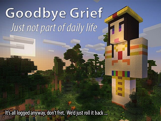 Goodbye Grief